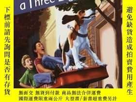 二手書博民逛書店Nothing罕見Wrong with a Three-Legged Dog-三條腿的狗沒什麽不好的Y3464