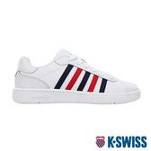 【超取】K-SWISS Montara時尚運動鞋-男-白/藍/紅
