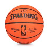 SPALDING NBA 7號籃球-橡膠(#7 運動 休閒 比賽 訓練 斯伯丁 免運 ≡排汗專家≡