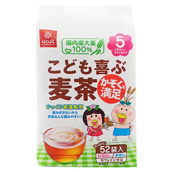 日本 Hakubaku 全家麥茶(416g)【小三美日】