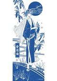 《妖怪公館的新房客》日式純棉手巾【奎薩爾】