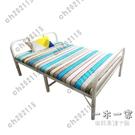 單人家用午休辦公室午睡簡易便攜租房雙人單人床鐵床1.2米TW 一木一家