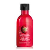 【THE BODY SHOP】草莓亮采護髮乳 250ml