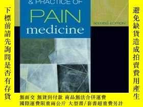 二手書博民逛書店Principles罕見& Practice Of Pain MedicineY364682 Carol Wa