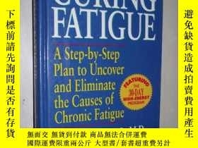 二手書博民逛書店英文原版罕見Curing Fatigue by David S.