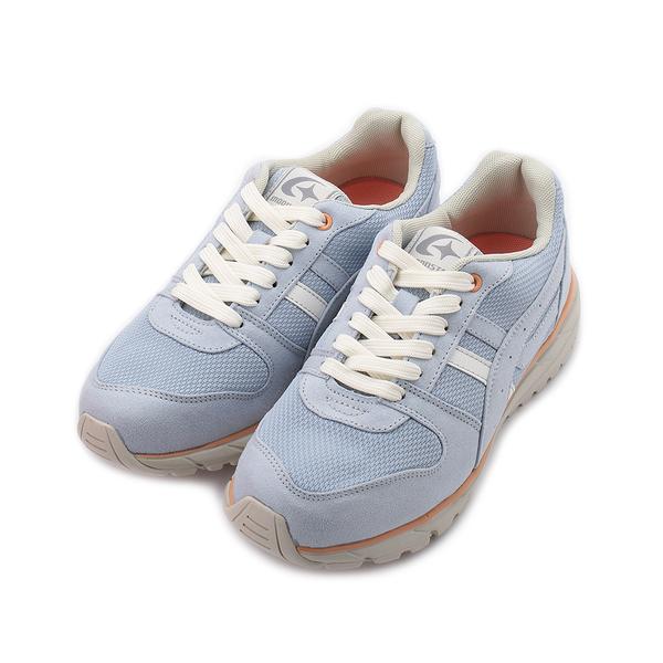 MOONSTAR SUPPLIST防水防滑休閒鞋 藍 SUL142TW9 女鞋 鞋全家福