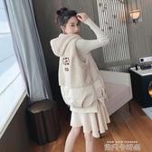 2020冬季新款韓版外穿網紅羽絨棉馬甲女短款羊羔毛馬夾背心外套潮 依凡卡時尚