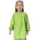 兒童滌綸反穿衣兒童罩衣專業定做兒童圍裙套裝兒童圍裙畫畫衣 萬聖節鉅惠