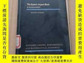 二手書博民逛書店The罕見Export-Import BankY171144 見