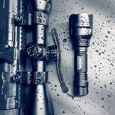 手電筒強光充電超亮多功能野外生存特種兵打獵高亮度503000米遠射-奇幻樂園