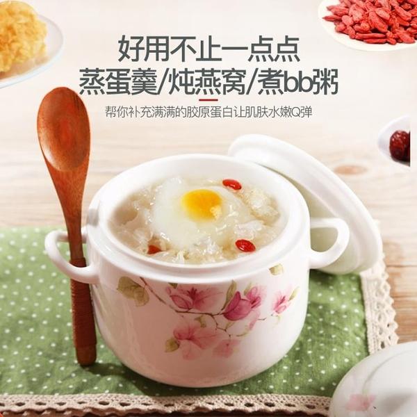 煲湯鍋隔水帶蓋內膽燉燕窩蒸盅燉盅
