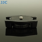 又敗家(小)JJC數位相機手腕帶底座HS-BASE SMALL(長59寬38厚14mm適翻轉螢幕.不卡電池蓋.接相機背帶)