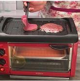 多功能吐司機早餐機家用烤面包機多士爐igo  220v夏洛特居家