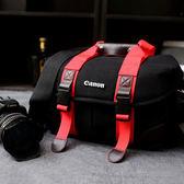 佳能相機包單反70d6d80d60d700d750d5D3單肩斜挎攝影包 全網超低價好康限搶