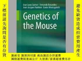 二手書博民逛書店Genetics罕見of the MouseY405706 Jean Louis Guénet ISBN:9