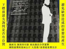 二手書博民逛書店The罕見World According to Karl (卡爾