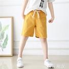 兒童短褲夏季薄款寶寶夏裝童裝五分褲子男童中褲女童外穿打底褲 米希美衣