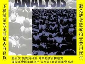 二手書博民逛書店Audience罕見Analysis-受眾分析Y436638 Denis Mcquail Sage Publi