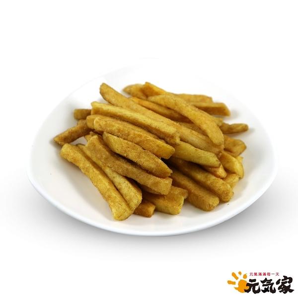 元氣家 御薯咖哩地瓜脆條(100g)