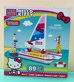 【震撼精品百貨】Hello Kitty 凱蒂貓-三麗鷗 KITTY 積木組-帆船組#10955