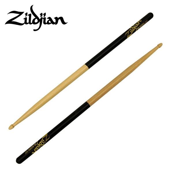 小叮噹的店- 鼓棒 5A 黑色 防滑 美國 Zildjian 5ACD 山胡桃木