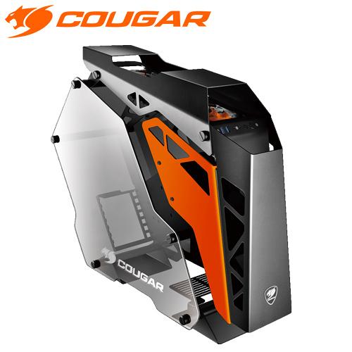 【客訂商品】 COUGAR 美洲獅 CONQUER 5LMR 鋼化玻璃 鋁合金架構機箱 電競 機殼