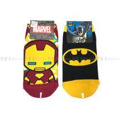 【KP】15-22cm 台灣製 英雄系列 復仇者聯盟 鋼鐵人 蝙蝠俠 兒童 襪子 直板襪 卡通襪 DTT10000763
