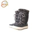【下殺↘2390】Jacalu 高筒布面雪靴2742 / 城市綠洲 (雪靴、防潑水、防雪、刷毛、布面)