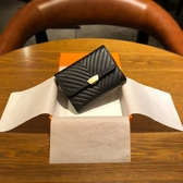 風琴卡包女真皮多卡位迷你卡夾超薄小巧名片夾可愛韓版壓花錢包小