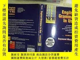 二手書博民逛書店English罕見Grammar in Use with Ans