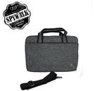 SPYWALK 素色多功用公事包 背後可掛行李箱拉桿 NO: 1868 (小款)
