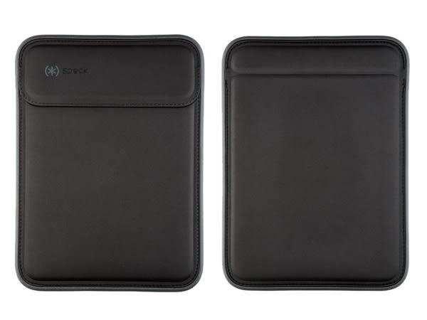 【漢博】Speck Flaptop Sleeve MacBook Pro Retina 15 吋潛水布防撞吸震內袋 - 黑/黑灰色