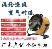 工業風扇室內外桶式強力高速電機渦輪送風空氣對流趴落地牆壁掛循 【快速出貨】