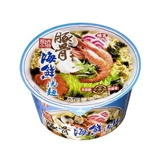 味王豚骨海鮮湯麵(12碗/箱)*2箱