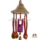【寵物王國】CARL卡爾-天然木製 鸚鵡玩具原木攀爬玩具(LBW-0636風鈴鳥玩具)
