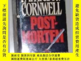 二手書博民逛書店英文原版罕見Postmortem by Patricia Cor