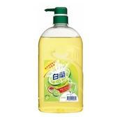 全新白蘭動力洗碗精檸檬1kg【康是美】