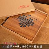 木質盒裝影集6寸過塑相冊本5寸7寸插頁式家庭相冊大容量混裝800張【奇貨居】