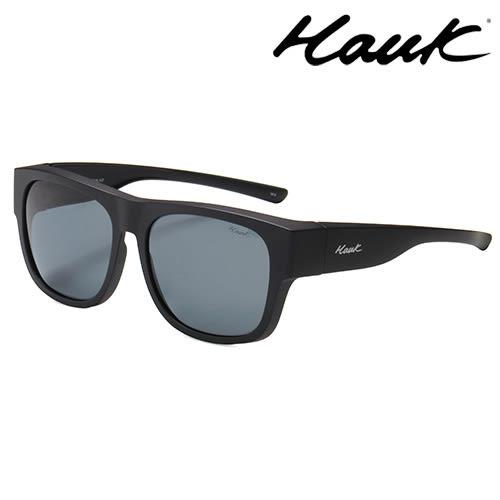 HAWK 偏光太陽套鏡(眼鏡族專用) HK1603-02
