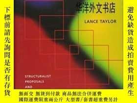 二手書博民逛書店【罕見】Reconstructing MacroeconomicsY226683 Lance Taylor H