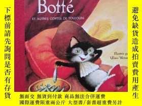二手書博民逛書店le罕見chat botte et autres contes