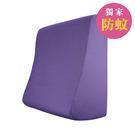 【涼感防蚊】素色抬腿枕足枕(L號)_透氣...