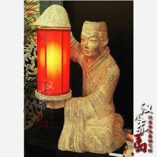 裝飾路燈-漢長信宮燈