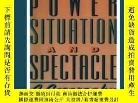 二手書博民逛書店Place,罕見Power, Situation And Spectacle-地點、權力、形勢和景觀Y4366