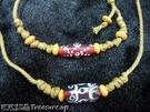 °☆╮喨喨飾品╭☆° 編織陶瓷珠,個性飾品,增添好人緣  A3套裝組合