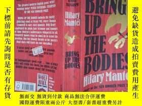 二手書博民逛書店bring罕見up the bodies(詳見圖)Y6583 H
