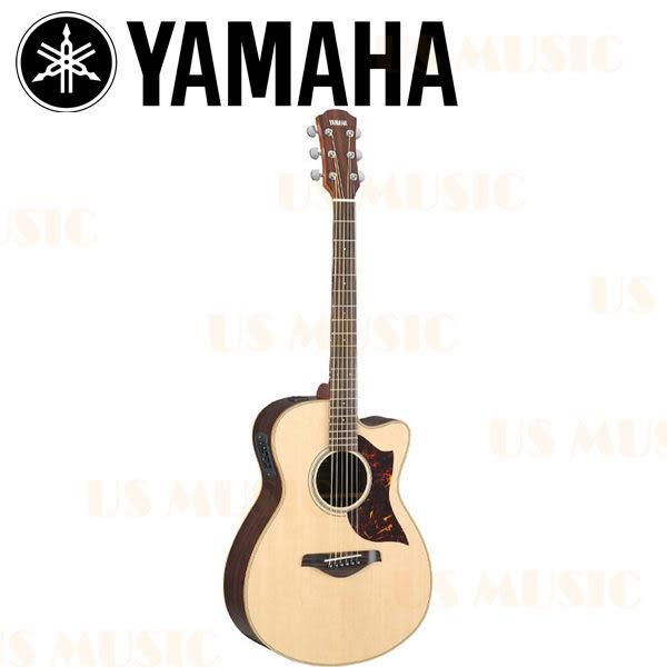 【非凡樂器】YAMAHA山葉 AC1R電民謠吉他 原木色 / SRT拾音器 / 贈多項配件 / 公司貨保固
