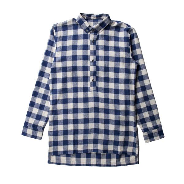 FAIRPLAY REMI - NAVY 襯衫 格子 【GT Company】