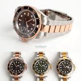 范倫鐵諾˙古柏 玫金不鏽鋼錶 柒彩年代【NEV13】原廠公司貨