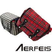 AERFEIS 阿爾飛斯 S26 相機包 蘇格蘭風 格子